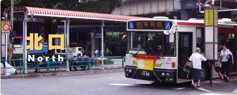 阿佐ヶ谷のバス