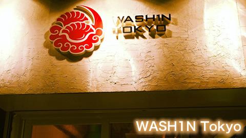 WASH1N Tokyo